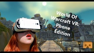 World of Warcraft VR: 360 Video Tour! thumbnail
