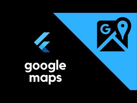 Flutter - Google Maps, Markers and more..