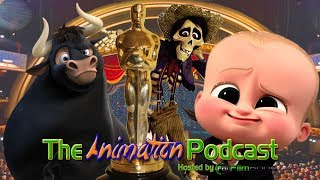 2018 Oscars: Best Animated Feature Category SUCKS!!! - The Animation Podcast HIGHLIGHTS