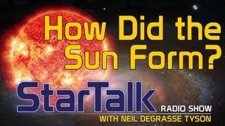 Neil deGrasse Tyson Explains How Our Sun Formed