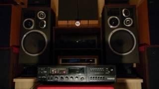test loa Saba acoustics monitor 140, ampli telefunken HR5000 ( AN AN audio- http:loa1.vn 0983619983)