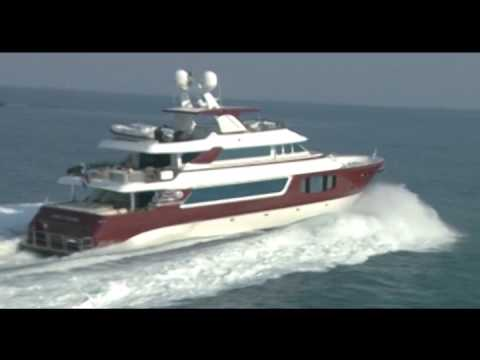 MCP Yachts 100 - Red Pearl