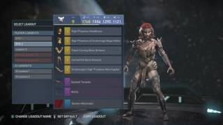 [INJUSTICE 2] - FULL [EPIC] SETS SHOWCASE - [ 34 - FULL EPIC GEAR SETS ]!