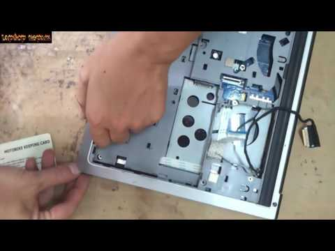 Dell Inspiron 5447 Disassembly and fan cleaning - laptop repair