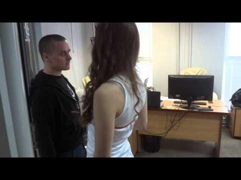 Студентки на медосмотре скрытая камера