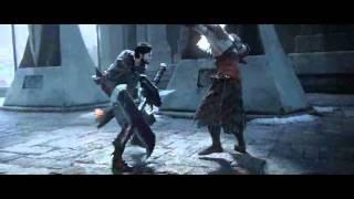 Dragon Age 2 Destiny trailer, director