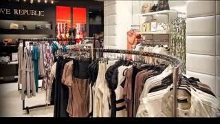 видео Вешала, стойки и стендеры торговые для магазинов одежды