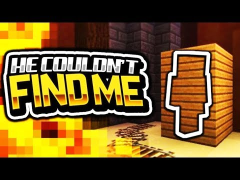 HE COULDNT FIND ME (Hypixel Murder Mystery Funny Moments)
