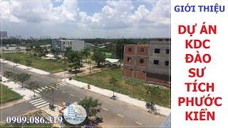 Bán đất dự án KDC Đào Sư Tích Phước Kiển Huyện Nhà Bè