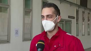 Ospedale da campo al San Timoteo: l'intervista a un medico della Croce Rossa Italiana