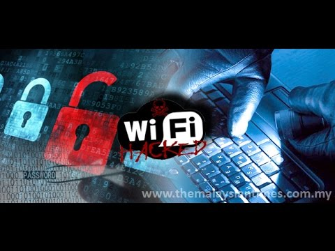 how to hack wifi password on pc ( 3 Steps for cracking wifi )