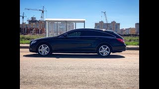 Mercedes CLS Shooting Brake.Тест-Драйв.Anton Avtoman