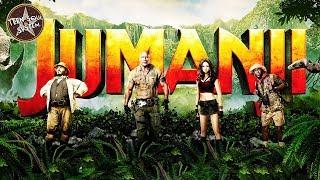 Джуманджи 2: Зов джунглей обзор Фильма