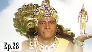 Video Jai Hanuman | Bajrang Bali | Hindi Serial - Full Episode 28 download MP3, 3GP, MP4, WEBM, AVI, FLV April 2018