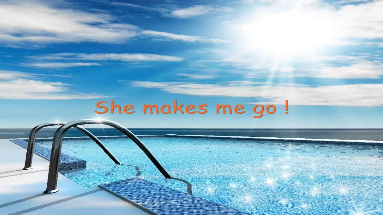ARASH - She Makes Me Go Lyrics | MetroLyrics