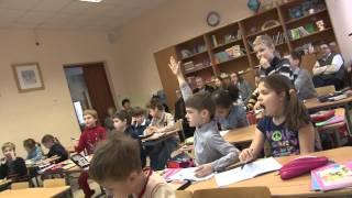 Открытый урок математики в школе №91 (Москва): визит гостей из МГППУ и Оксфордского университета