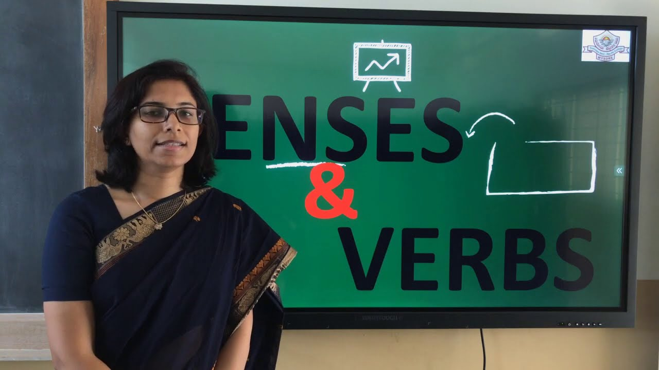 I PUC  | English | Verbs and Tenses- 01