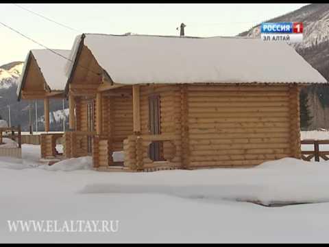 В Акташе построили всесезонную туристическую базу на 70 мест