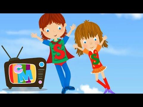 Cantec nou: Multumesc! - Clopotelul Magic - cantece pentru copii