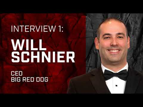 An interview with Will Schnier, CEO of Big Red Dog - Market Sector Madness Part 1