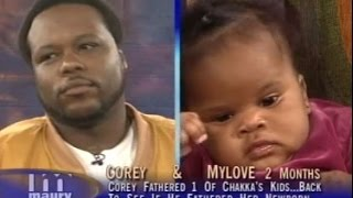 the maury show will chakka find her daughter my loves father today?