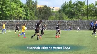 FC Energie Cottbus – FSV Lauchhammer 19:1 (D-Junioren-Punktspiel)