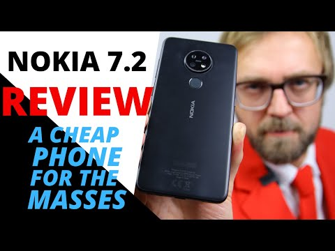 Nokia 7.2 review - a fine budget phone