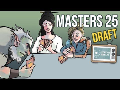 Masters 25 Draft!!!
