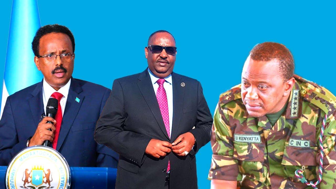 Download Deg Deg Kenya Oo Somalia Go'aan Ka Gartay, Dani Oo Kacdoon Wajahaya, Fariinta C.C.Shakur