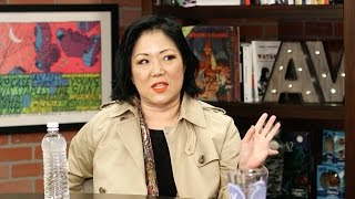 Margaret Cho's mom rented out the Peoples Temple the week of the Jonestown massacre