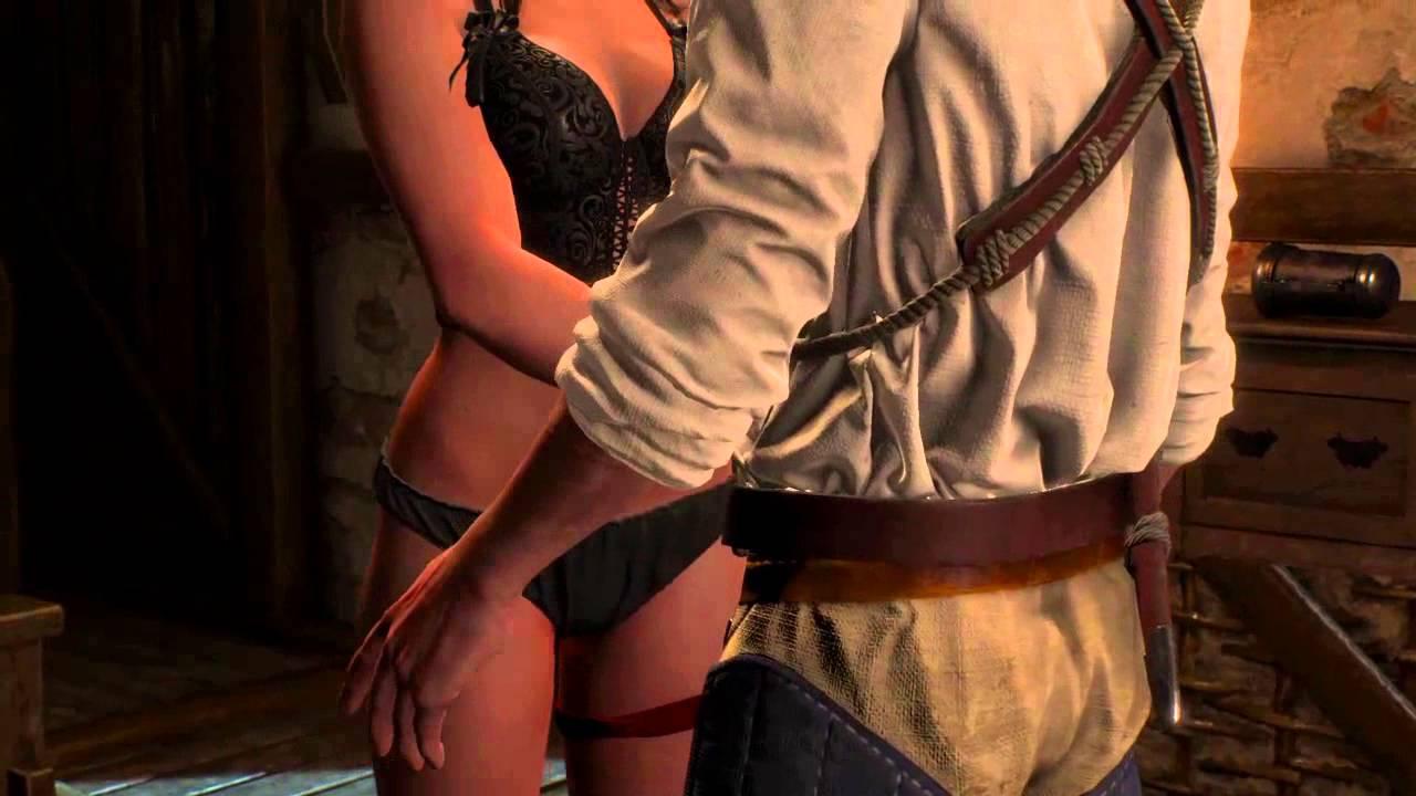 Cathouse sex scenes