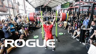 The Rogue Booth at the 2017 CrossFit Games