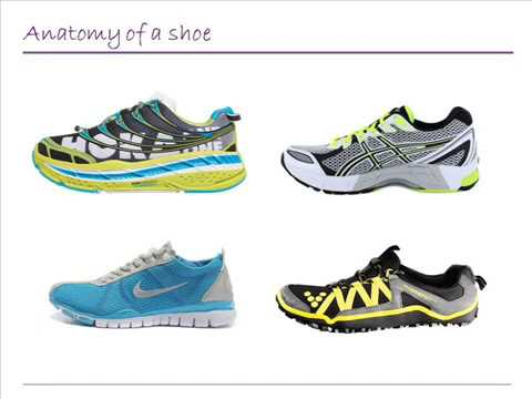 Running Shoes - How do we choose them?