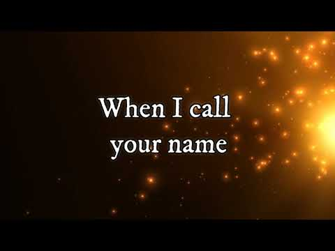Todd DULANEY -Your Great Name Lyrics