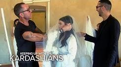 KUWTK | Kim Kardashian's Wedding Day Drama | E!