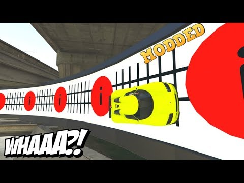 Which of these Wallrides reminds you of a Mustache? - GTA Custom Races