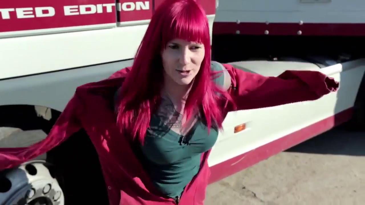 Trucker Frauen