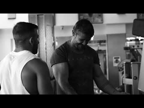 Arm Session with Matt Nable