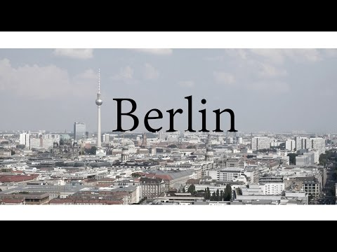The City of Berlin | Cinematic Impressions in 4K! - Lumix G70
