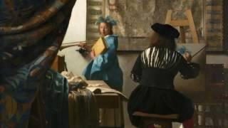"Johannes Vermeer'in ""Resim Sanatı"" İsimli Tablosu (Sanat Tarihi) (Sanat Tarihi)"
