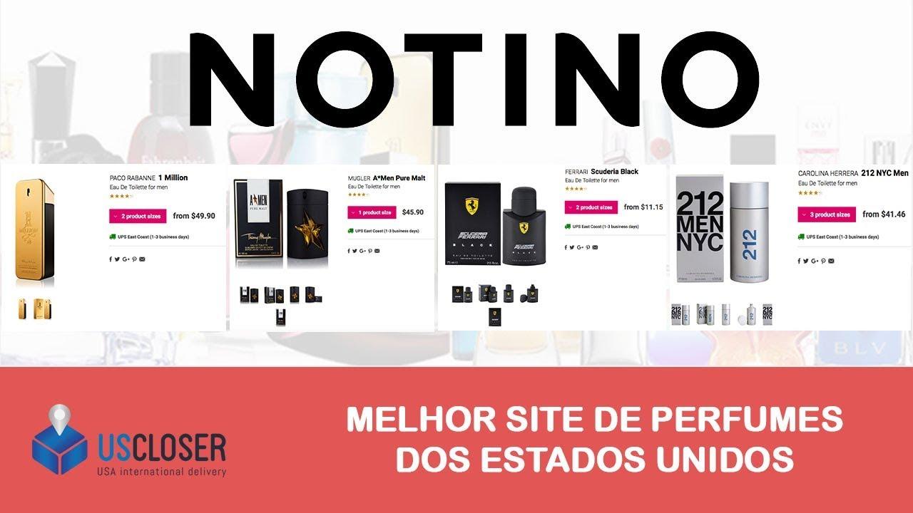 2d92c078ba7 Melhor site dos EUA para comprar perfumes! - YouTube