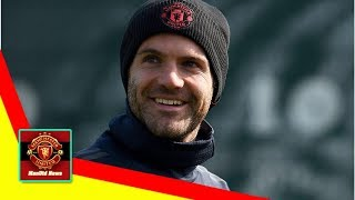 ManUtd News - Mata shows love for Man Utd by ruling out Liverpool or Man City moves