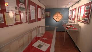 Eeuwenoud zilver gestolen uit Kasteelmuseum Boxmeer
