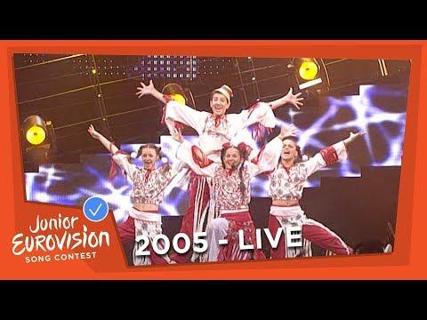Alina Eremia - Turai! - Romania - 2005 Junior Eurovision Song Contest thumbnail