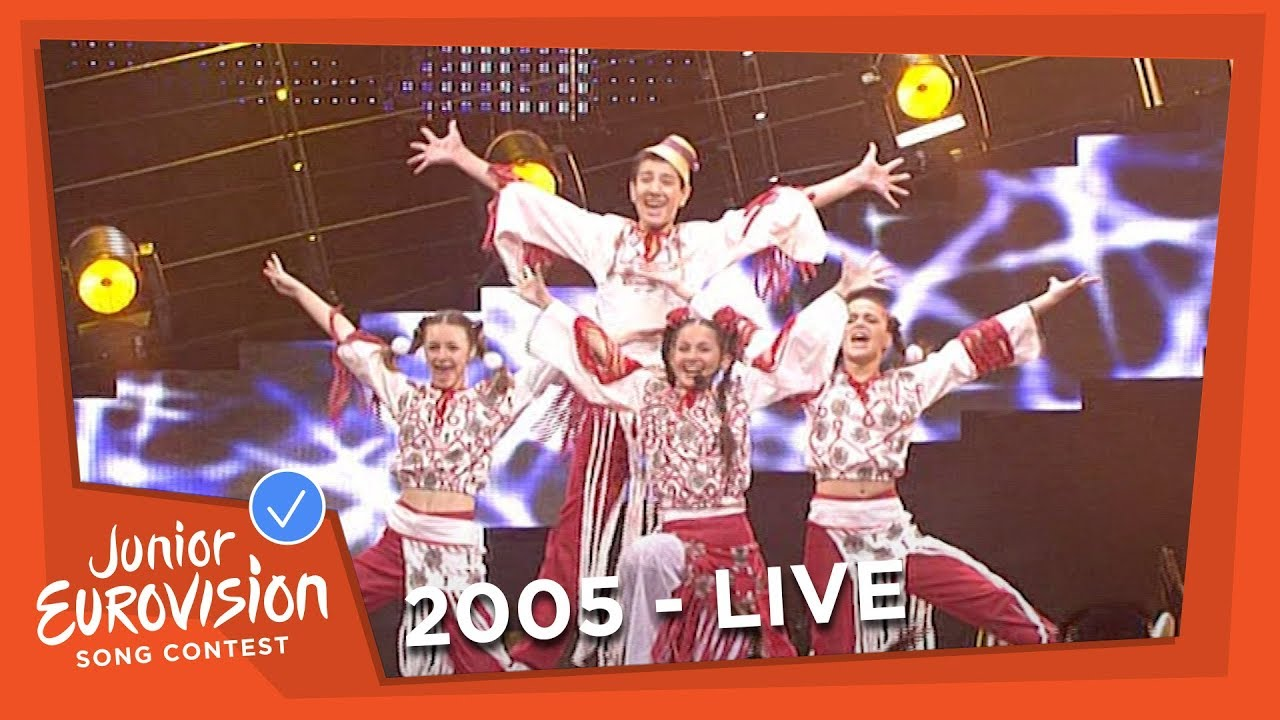 Alina Eremia - Turai! - Romania - 2005 Junior Eurovision Song Contest
