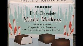 Trader Joe's: Dark Chocolate Minty Mallows Review