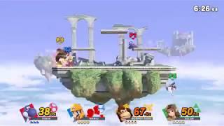 "SWS Matchup FFA - BKDK (Donkey Kong) / AJ ""Keepsake"" (Yoshi) / Maxx (Mario) / Evan (Zelda)"