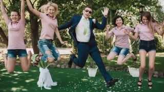 "Wedding ""Яблочная свадьба"" 16/08/2015 Ресторан Подкова"