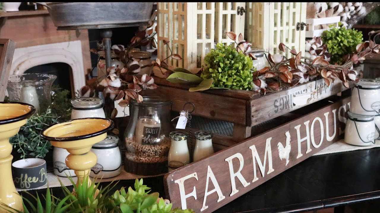 Thorny Creek Market | Rustic | Farmhouse | Vintage Inspired | Home ...