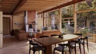 Real-time Apartment Architecture Visualizations In Unreal Engine Virtual Reality Newberg Residence